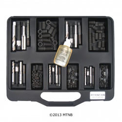 Time-Sert 1000 M12x1.75mm Metric Coarse Master Set