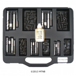 Time-Sert 1004 M12x1.25mm Metric Fine Master Set