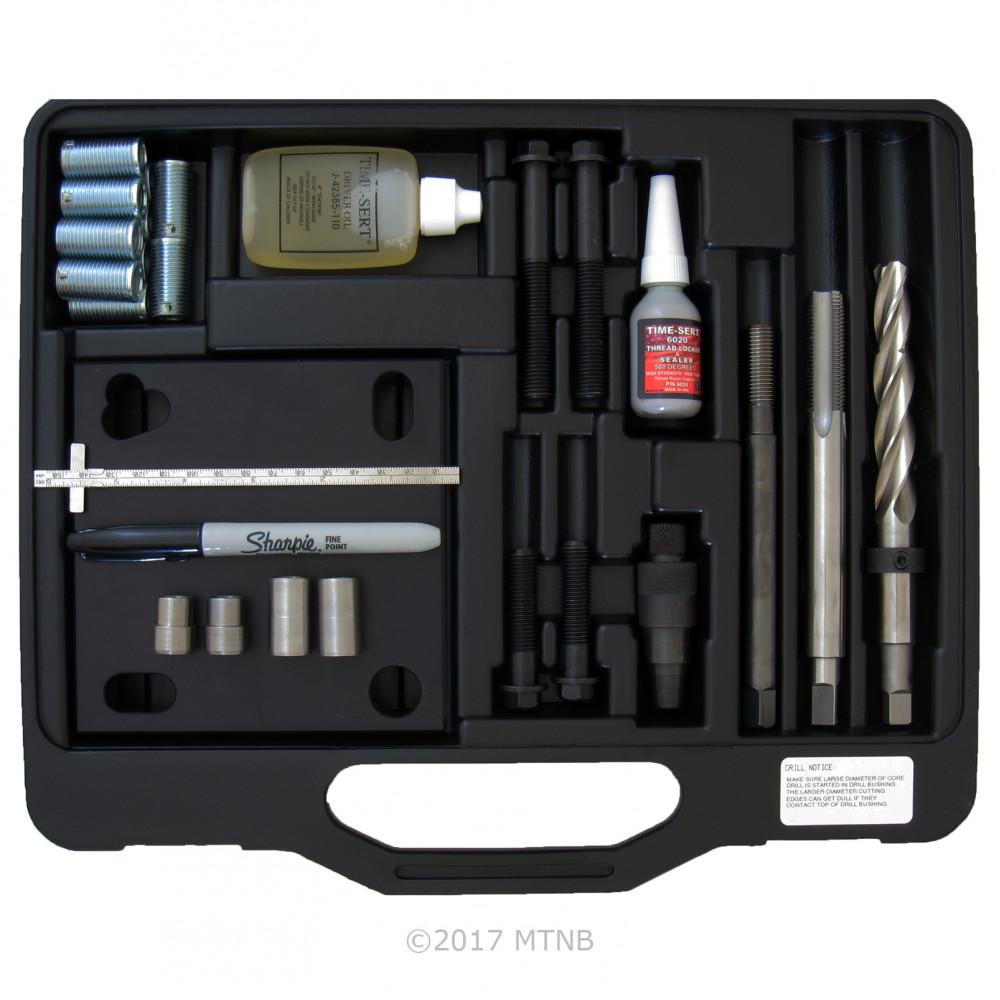 Big-Sert 4800BS M12 x 1.5 Universal Metric Head Bolt Thread Repair Kit