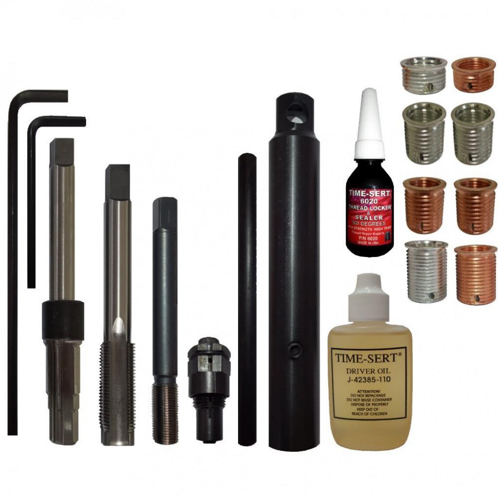 Big-Sert 5141E-469 M14 x 1.25mm Deep Hole Spark Plug Thread Repair Kit