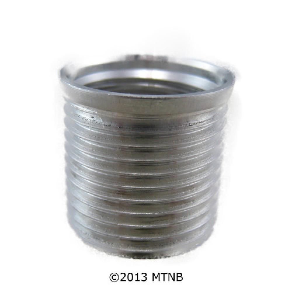 Time-Sert 44185A M14 x 1.25 x .620/15.7mm Aluminum Taper Seat Spark Plug Insert