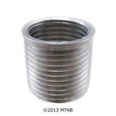 Time-Sert 44111A M14 x 1.25mm x .660/16.8mm Aluminum Washer Seat Spark Plug Insert