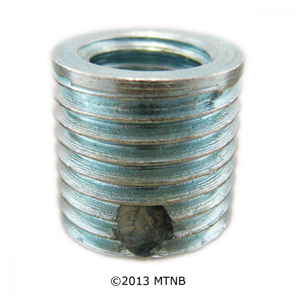 Big-Sert 55081 M5 X 0.8 X 7.6MM Metric Steel Insert