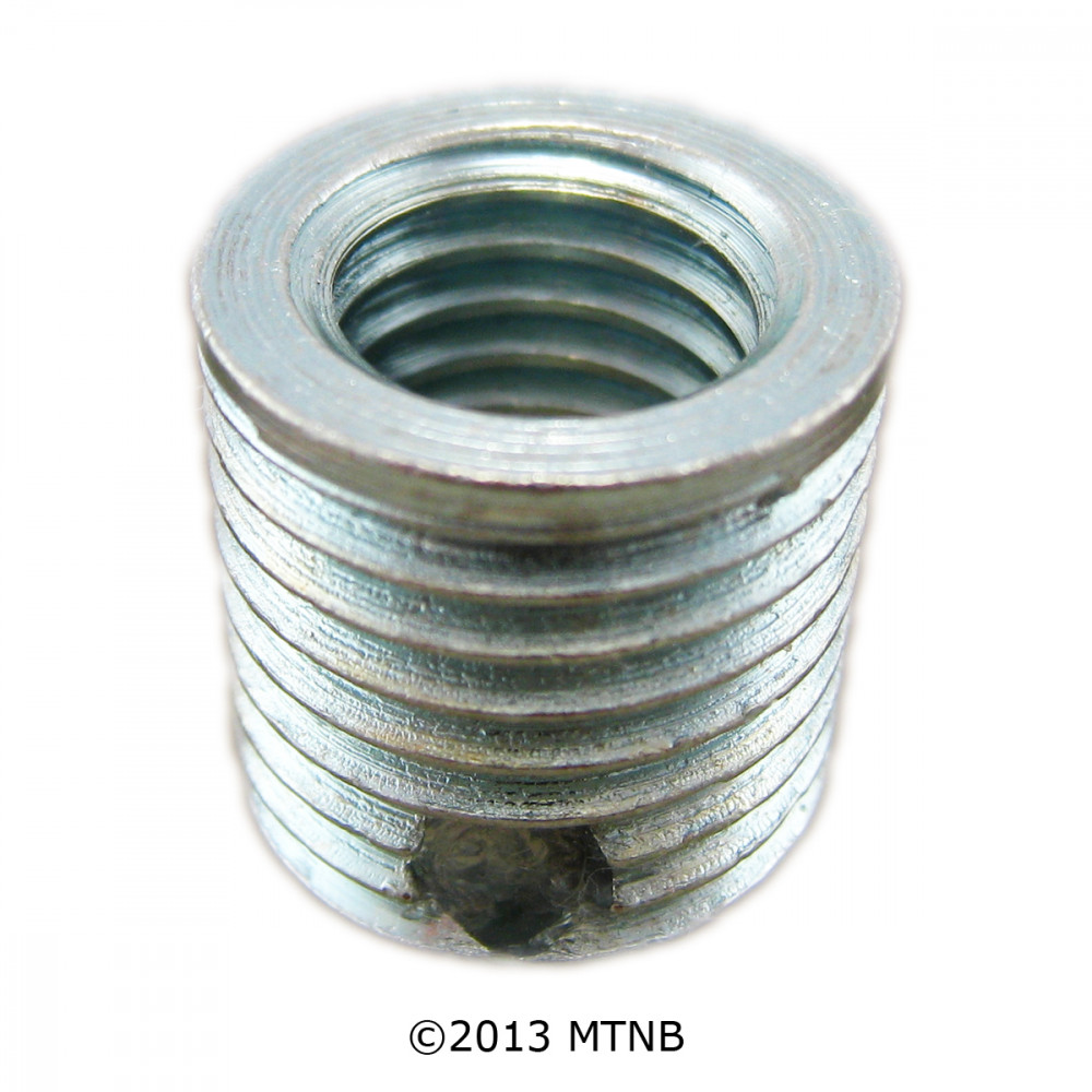 Big-Sert 52122 M12 x 1.25 x 17.5mm Metric Steel Insert