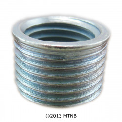 Time Sert 02141 1/2-14 Taper Pipe Zinc Insert