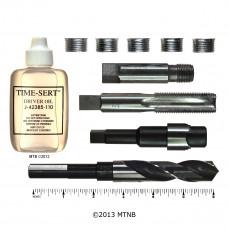 Time-Sert 0318 3/8-18 Inch Taper Pipe Thread Repair Kit
