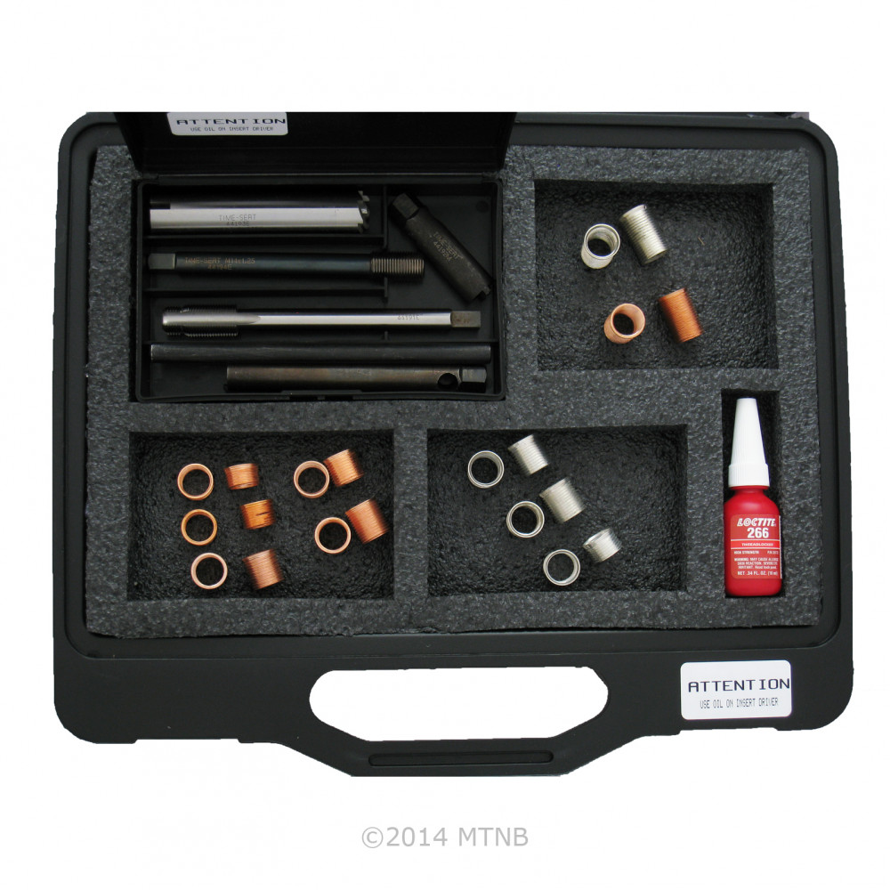 Time-Sert 4490 M14 x 1.25mm Spark Plug Thread Repair Kit