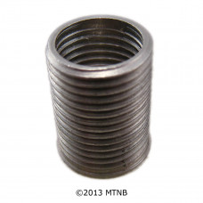 Time-Sert 16104 M6 x 1.0 x 12.0mm Metric Stainless Steel Insert
