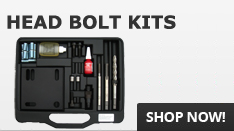 Time Sert Head Bolt Thread Repair Kits
