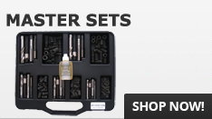 Time Sert Master Set Thread Repair Kits
